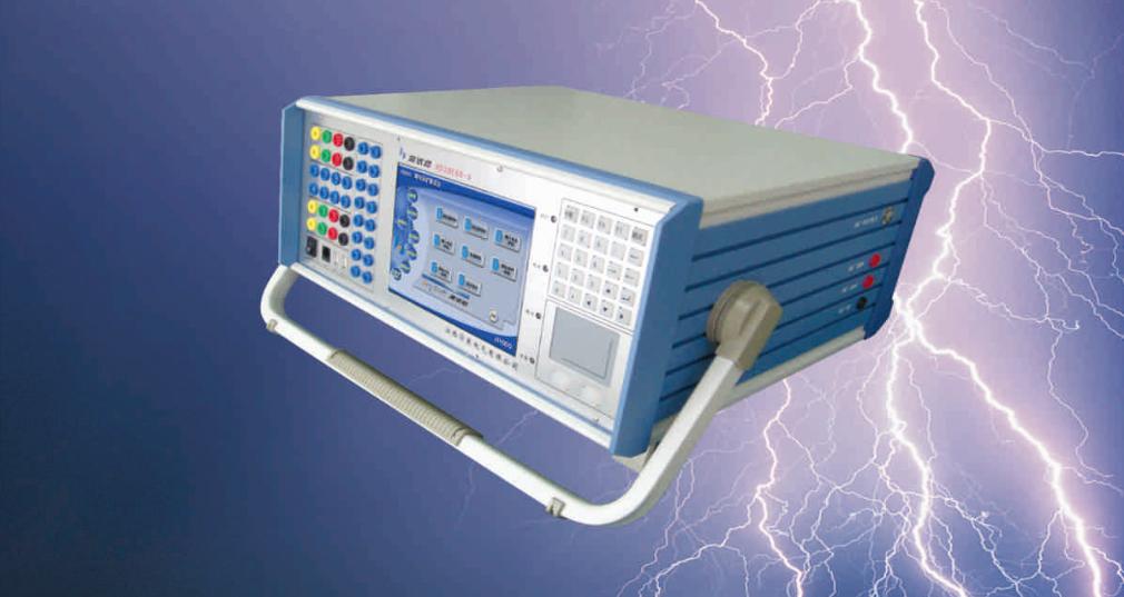 HD-30E/40E   系列微机继电保护测试系统